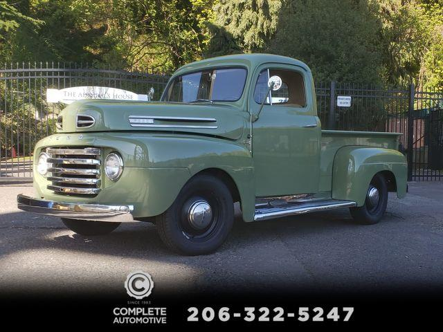 1950 Ford F1 (CC-1344310) for sale in Seattle, Washington