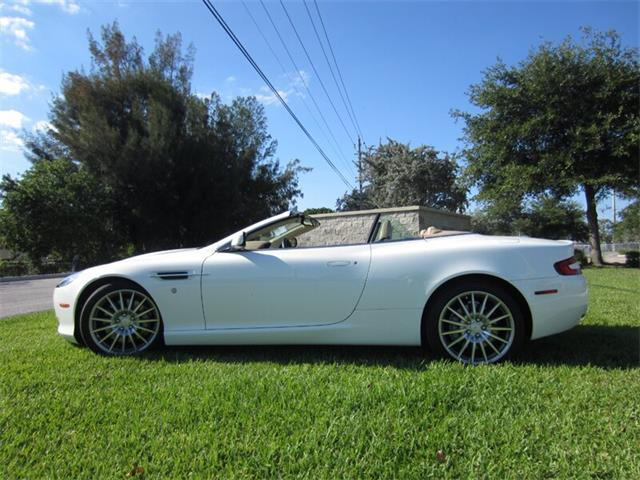 2008 Aston Martin DB9 (CC-1344311) for sale in Delray Beach, Florida