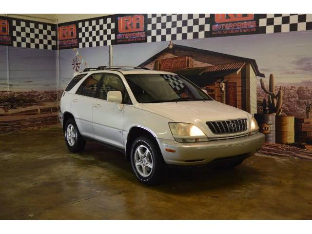 2001 Lexus RX (CC-1344315) for sale in Bristol, Pennsylvania