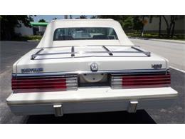 1984 Chrysler LeBaron (CC-1344319) for sale in Boca Raton, Florida
