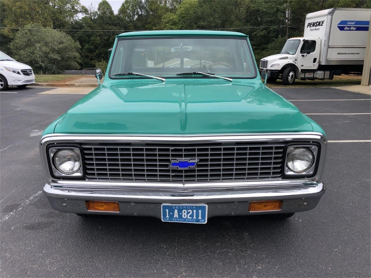 1970 Chevrolet C/K 10 (CC-1344323) for sale in Clarksville, Georgia