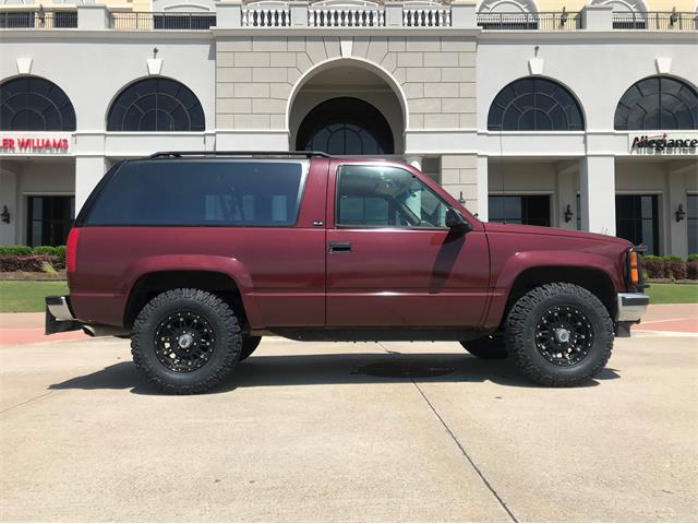 1994 GMC Yukon (CC-1344332) for sale in Rowlett, Texas