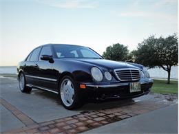 2001 Mercedes-Benz E55 (CC-1344338) for sale in Rowlett, Texas