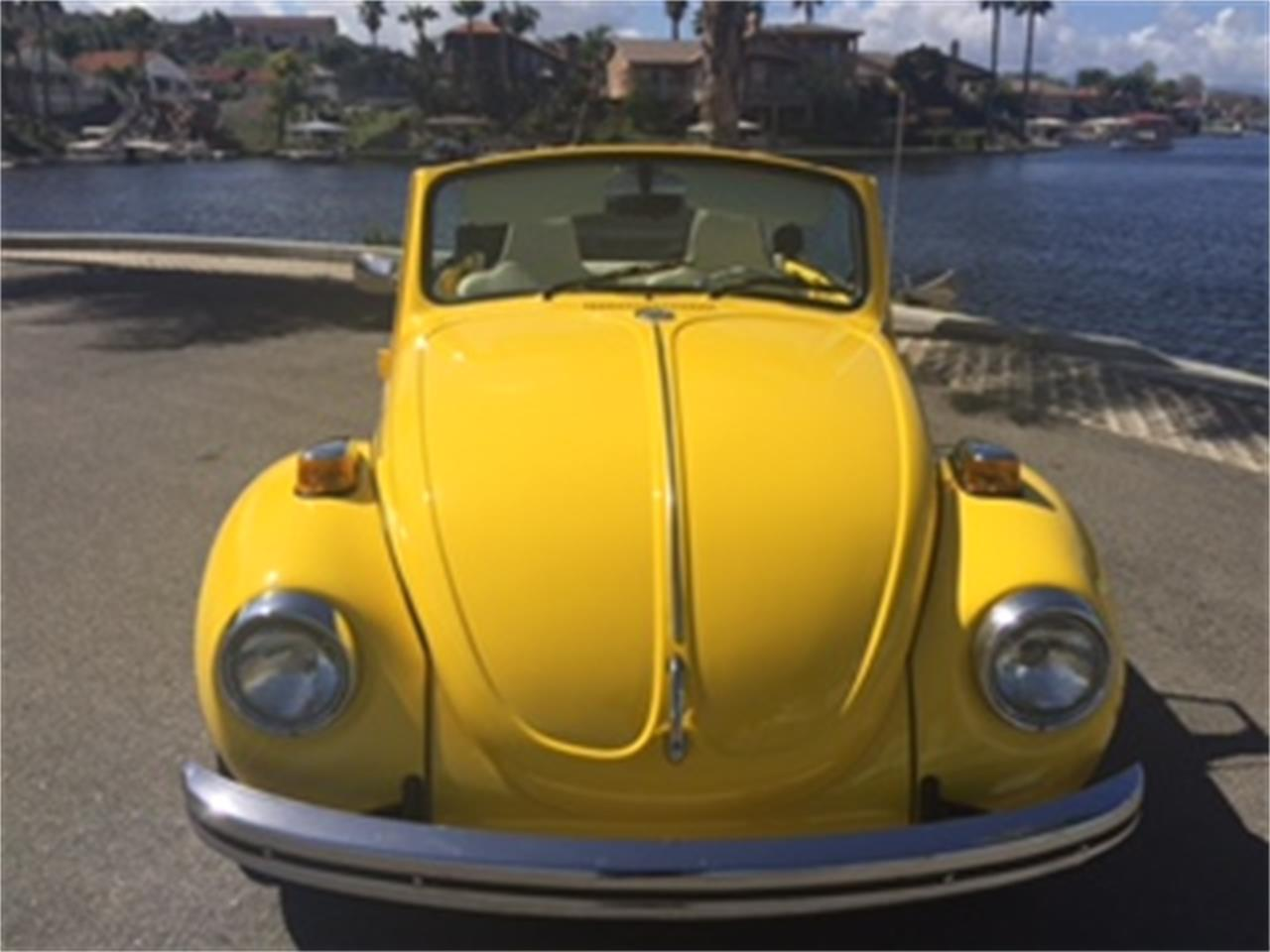 1971 Volkswagen Super Beetle (CC-1344350) for sale in Canyon Lake, California