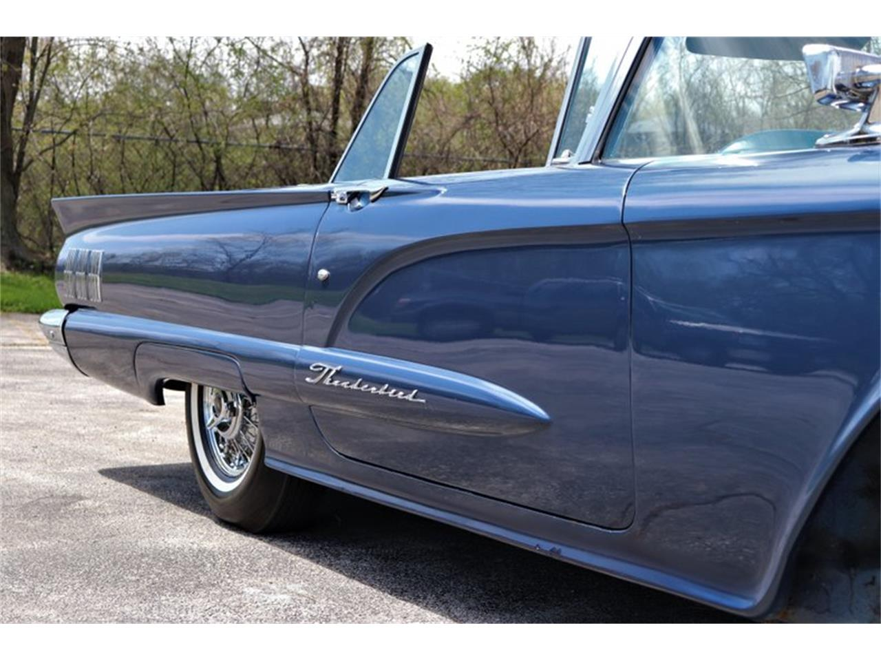 1960 Ford Thunderbird (CC-1344361) for sale in Alsip, Illinois