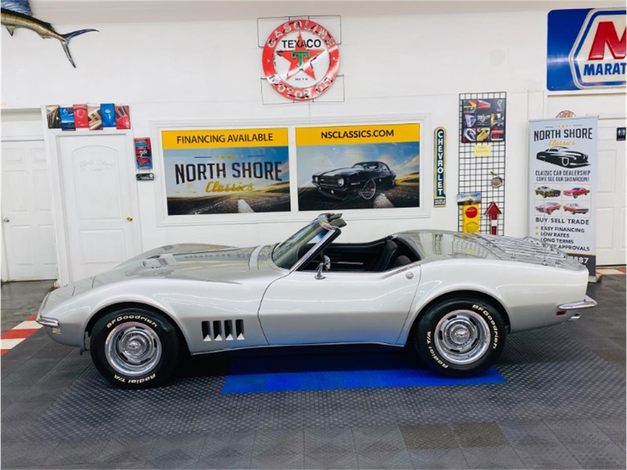 1968 Chevrolet Corvette (CC-1344370) for sale in Mundelein, Illinois
