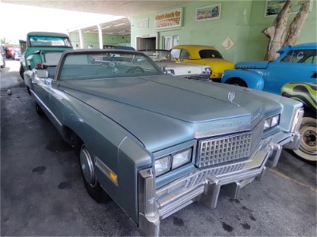 1975 Cadillac Eldorado (CC-1344377) for sale in Miami, Florida