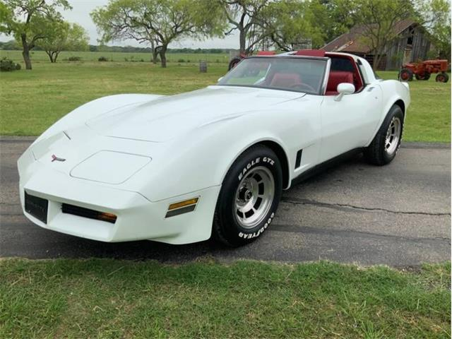 1981 Chevrolet Corvette (CC-1344381) for sale in Fredericksburg, Texas
