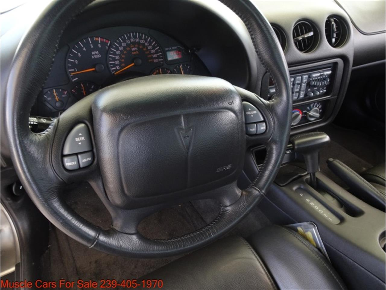 2001 Pontiac Firebird (CC-1344414) for sale in Fort Myers, Florida