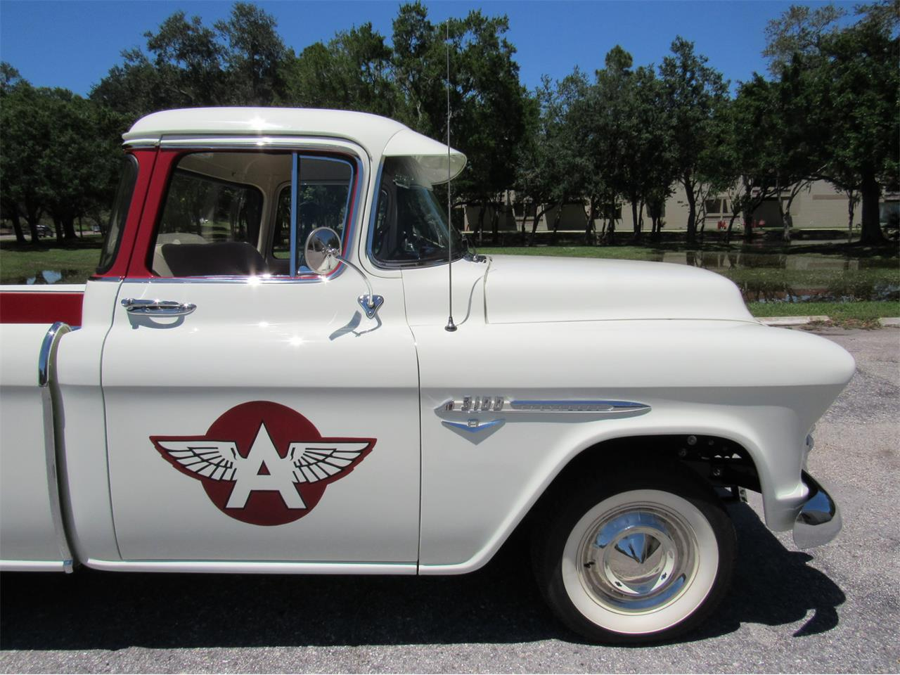 1955 Chevrolet Cameo Pickup (CC-1344427) for sale in Sarasota, Florida