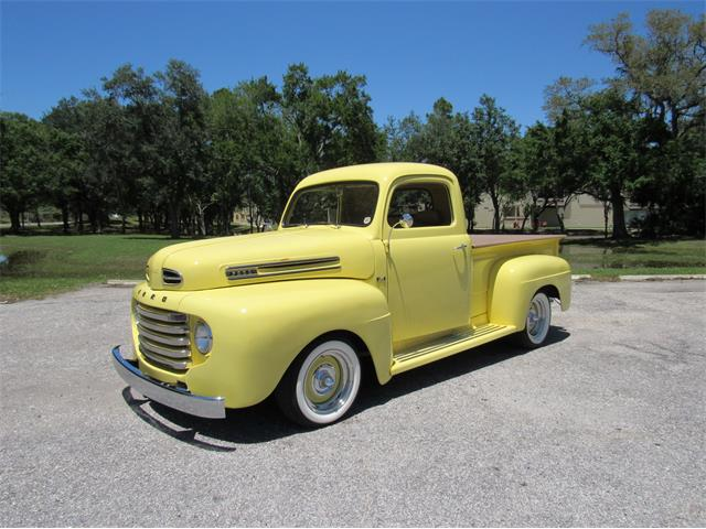 1948 Ford F1 Pickup (CC-1344429) for sale in Sarasota, Florida