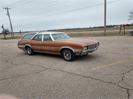 1972 Oldsmobile Vista Cruiser (CC-1344436) for sale in Benton, Kansas
