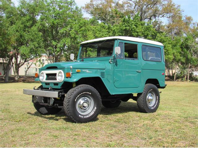 1974 Toyota Land Cruiser FJ (CC-1344439) for sale in Sarasota, Florida