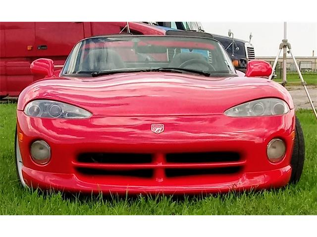 1994 Dodge Viper (CC-1344443) for sale in Palmer, Texas