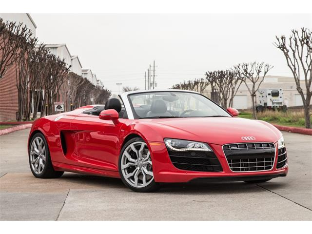 2011 Audi R8 (CC-1344446) for sale in Houston, Texas