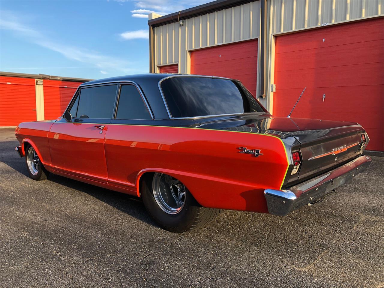 1962 Chevrolet Nova (CC-1344457) for sale in orange, California