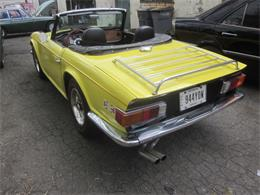 1973 Triumph TR6 (CC-1344479) for sale in Stratford, Connecticut
