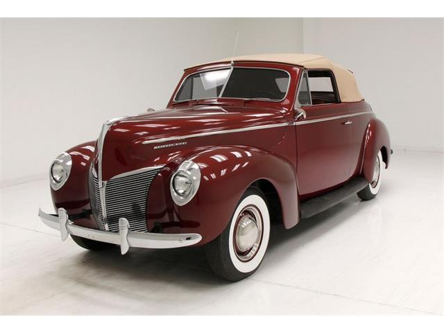 1940 Mercury Eight (CC-1344482) for sale in Morgantown, Pennsylvania