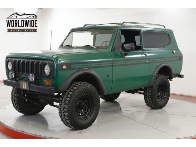 1979 International Scout II (CC-1344489) for sale in Denver , Colorado