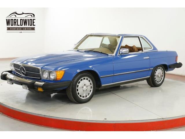 1977 Mercedes-Benz 450SL (CC-1344491) for sale in Denver , Colorado