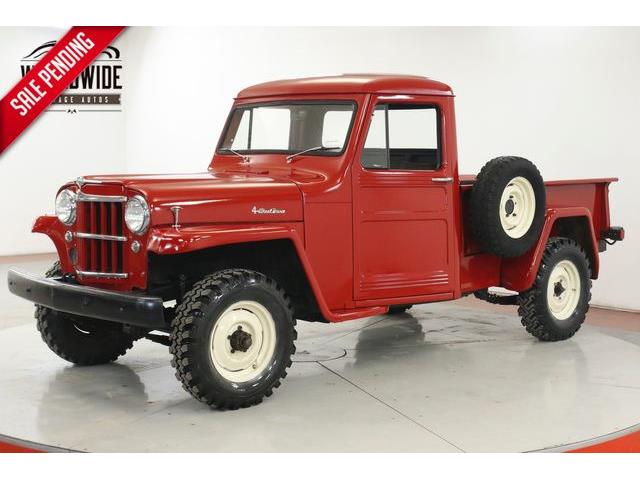 1960 Jeep Willys (CC-1344510) for sale in Denver , Colorado