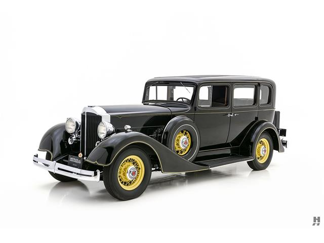 1934 Packard Sedan