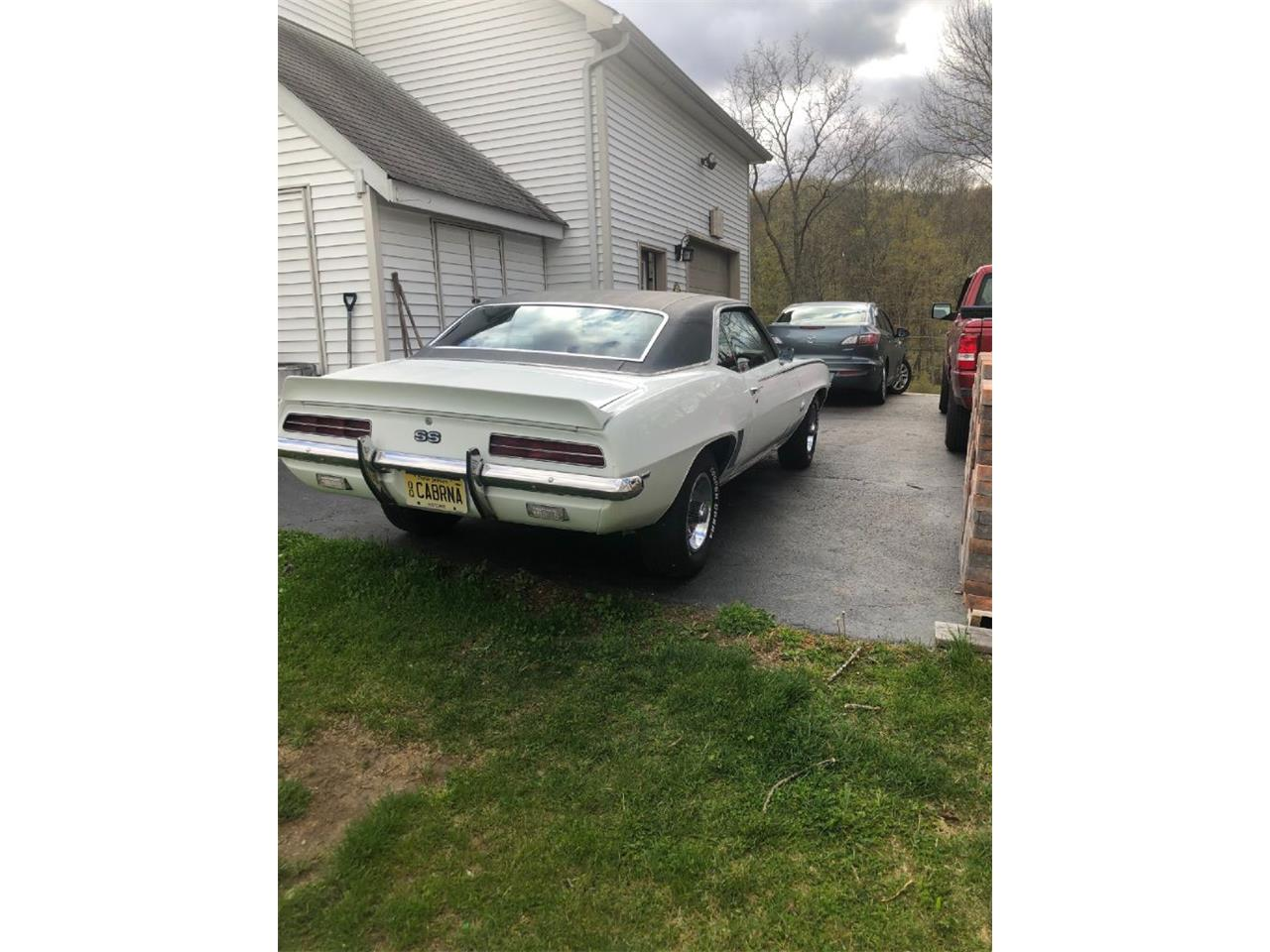 1969 Chevrolet Camaro (CC-1344517) for sale in West Pittston, Pennsylvania