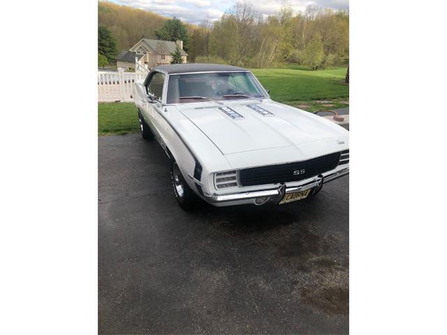 1969 Chevrolet Camaro (CC-1344517) for sale in West Pittston, Pennsylvania