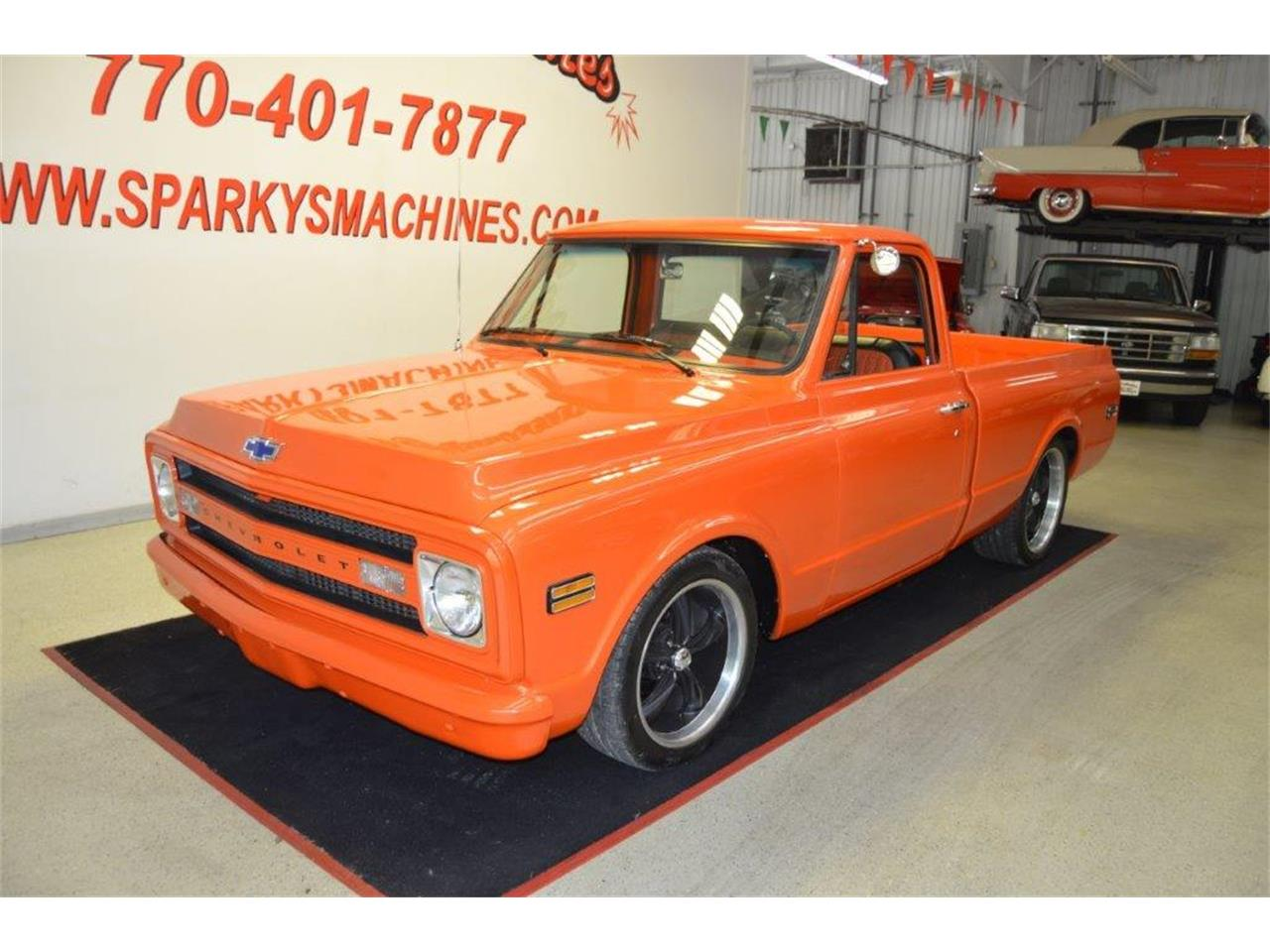 1970 Chevrolet C10 (CC-1340453) for sale in Loganville, Georgia