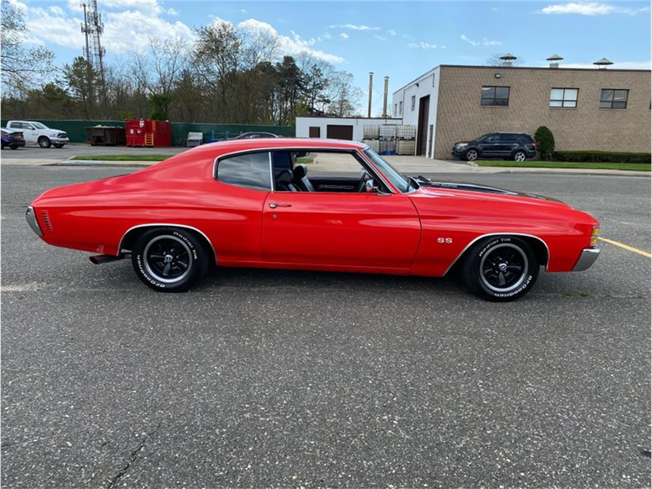 1971 Chevrolet Chevelle (CC-1344531) for sale in West Babylon, New York