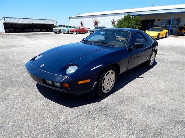 1986 Porsche 928 (CC-1344533) for sale in Wichita Falls, Texas