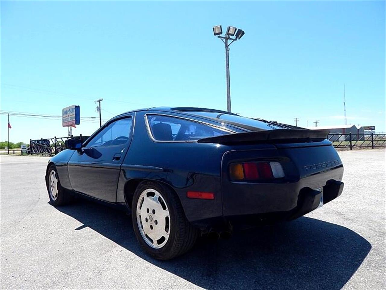 1986 Porsche 928 (CC-1344533) for sale in Wichita Falls, Texas
