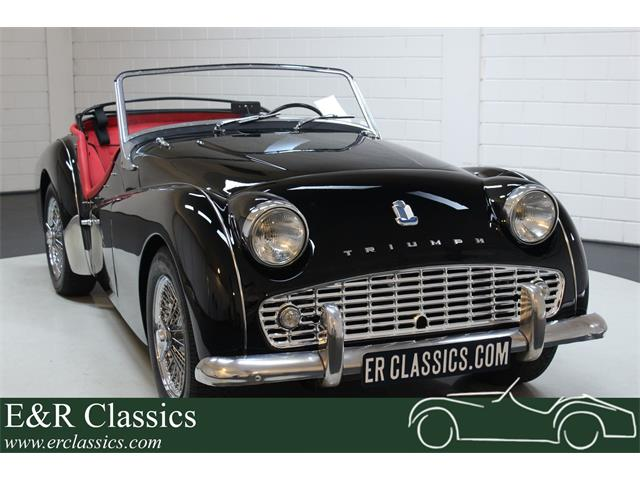 1959 Triumph TR3A (CC-1344554) for sale in Waalwijk, Noord-Brabant