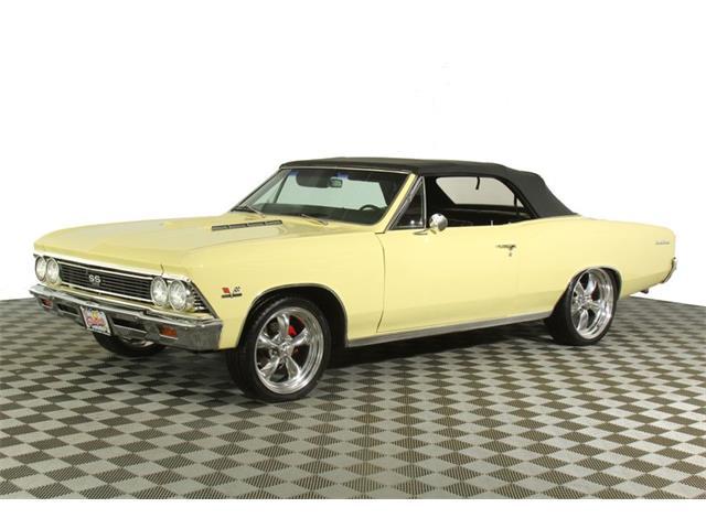 1966 Chevrolet Chevelle (CC-1344559) for sale in Elyria, Ohio