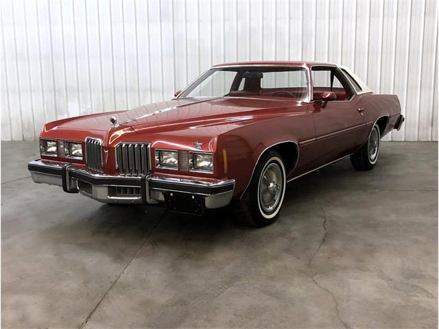 1977 Pontiac Grand Prix (CC-1344569) for sale in Maple Lake, Minnesota