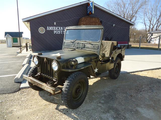 1951 Willys Jeep (CC-1344584) for sale in EYOTA, Minnesota