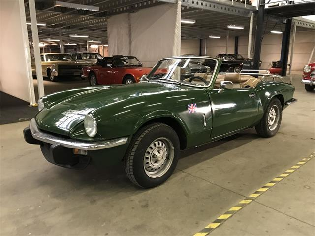 1980 Triumph Spitfire (CC-1344587) for sale in Waalwijk, Noord-Brabant