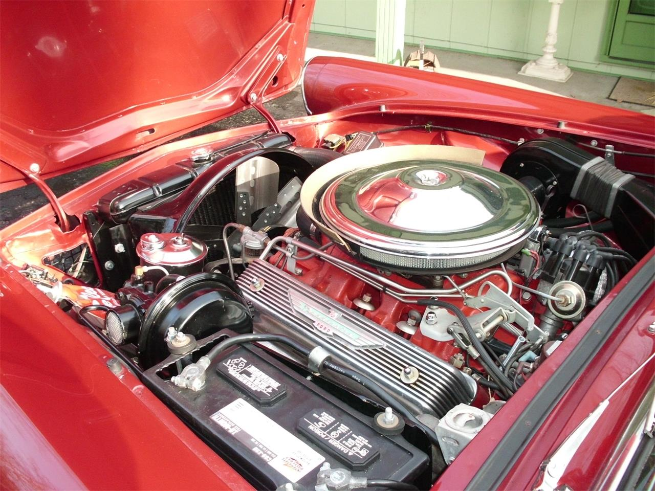 1957 Ford Thunderbird (CC-1344588) for sale in CHAGRIN FALLS, Ohio
