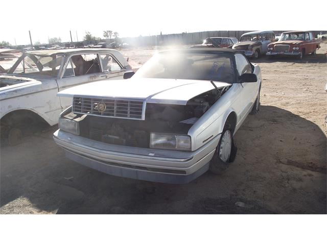 1993 Cadillac Allante (CC-1344605) for sale in Phoenix, Arizona