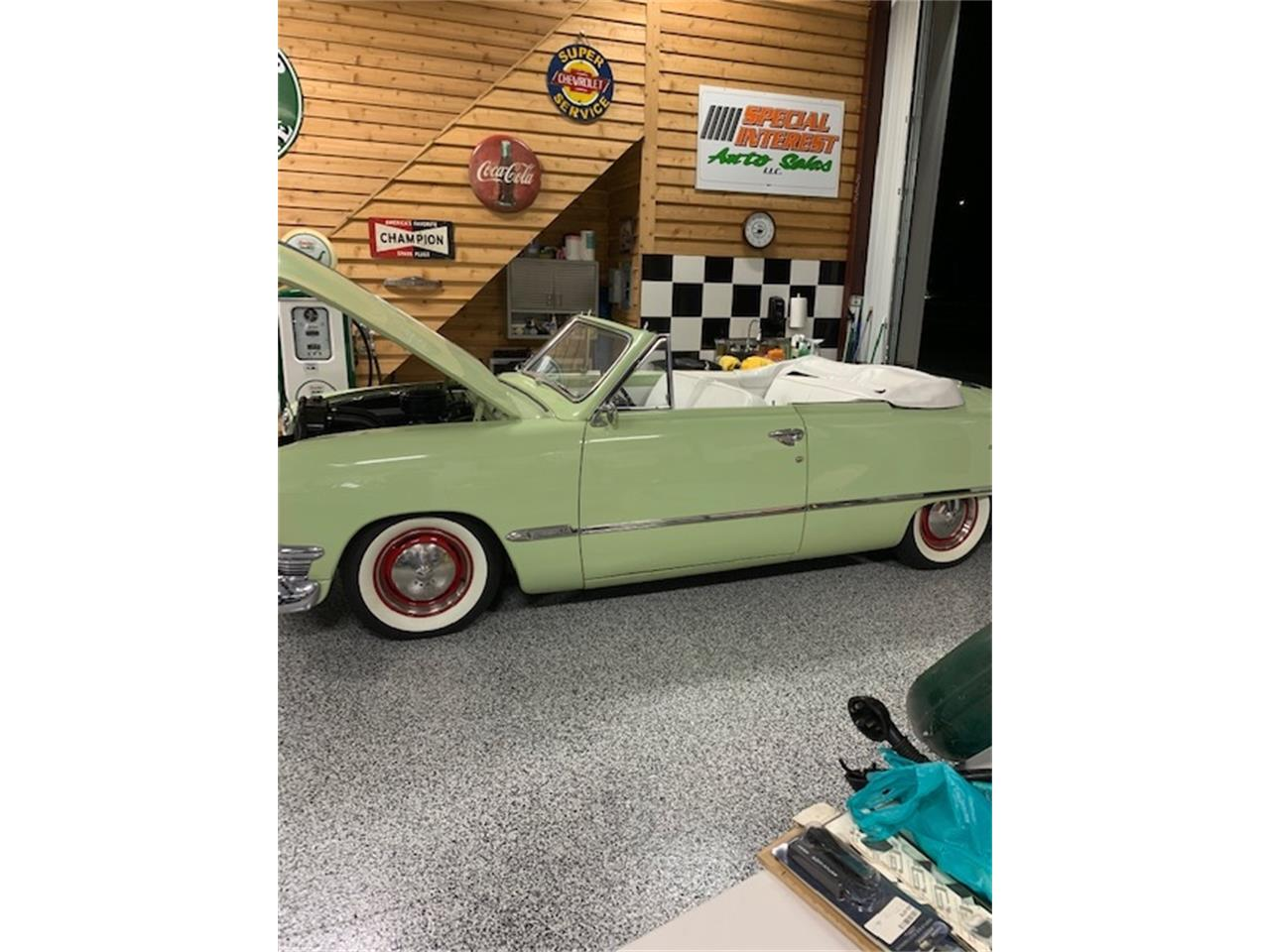 1950 Ford Deluxe (CC-1344642) for sale in Hamilton, Ohio
