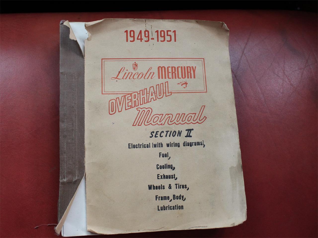 1949 Lincoln Cosmopolitan (CC-1344645) for sale in Christiansburg, Virginia
