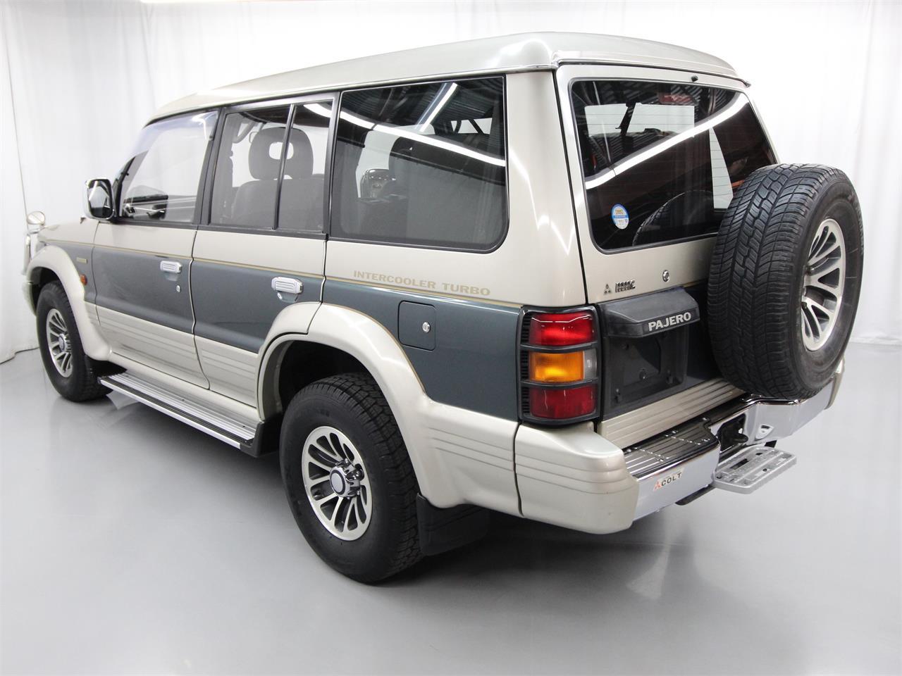 1992 Mitsubishi Pajero (CC-1344646) for sale in Christiansburg, Virginia