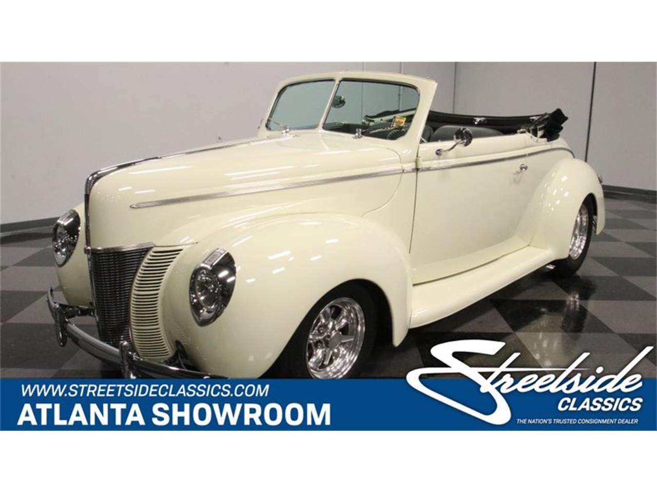 1940 Ford Cabriolet (CC-1344666) for sale in Lithia Springs, Georgia
