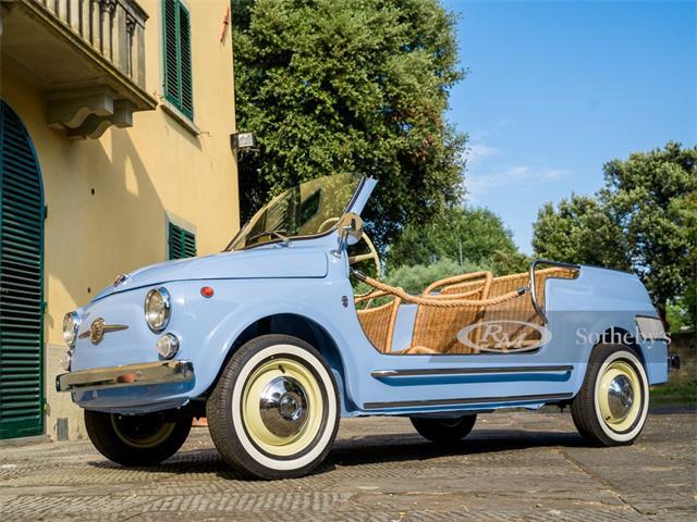 1964 Fiat 500 (CC-1340468) for sale in Culver City, California