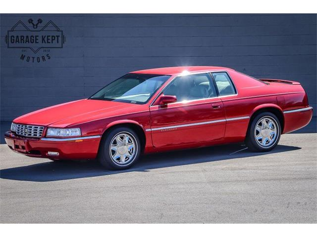 1997 Cadillac Eldorado (CC-1344691) for sale in Grand Rapids, Michigan