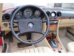 1985 Mercedes-Benz 380SL (CC-1344694) for sale in Alsip, Illinois