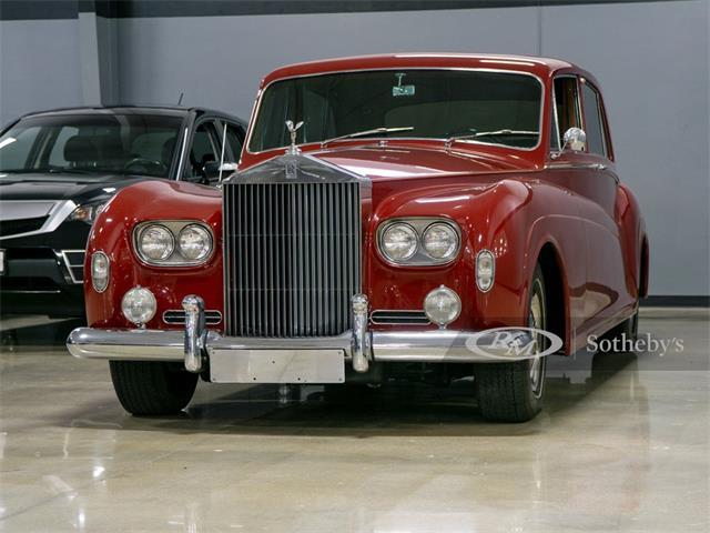 1964 Rolls-Royce Phantom V (CC-1340470) for sale in Culver City, California