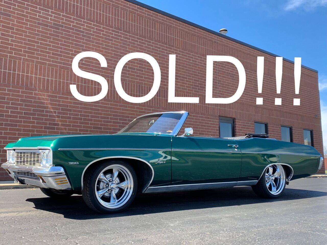 1970 Chevrolet Impala (CC-1344755) for sale in Geneva, Illinois