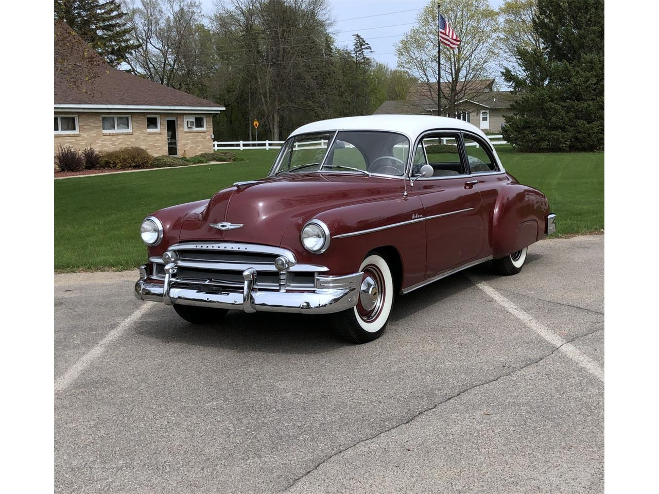 1950 Chevrolet Deluxe (CC-1344782) for sale in Maple Lake, Minnesota