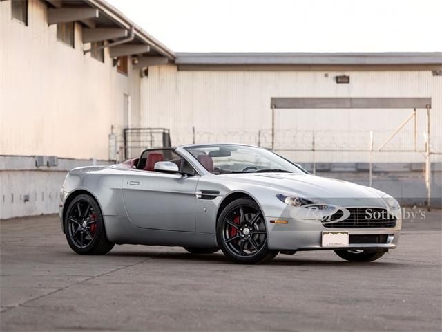 2008 Aston Martin Vantage (CC-1340481) for sale in Culver City, California